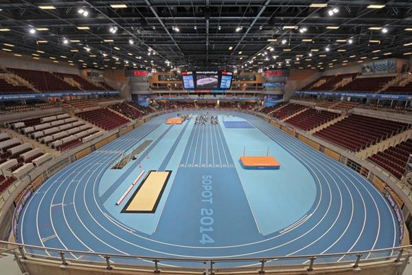 ERGO Arena, Sopot, Poland (fotobank.pl / ERGO Arena)