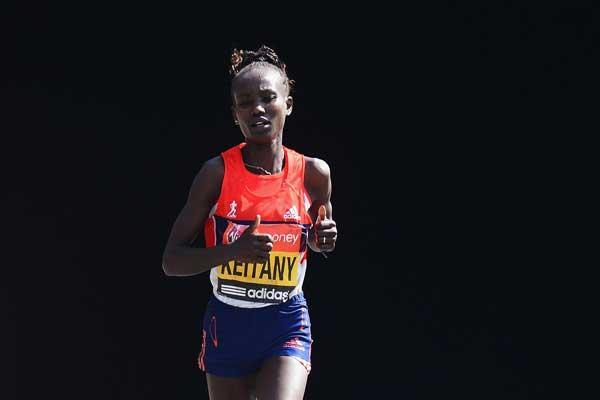 Mary Keitany (Getty Images)