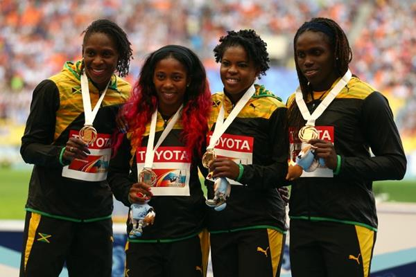 Jamaican Relay double – Day 9 wrap, Moscow 2013 | iaaf.org