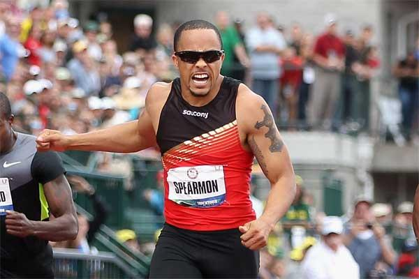 Wallace Spearmon image used in athletes (Getty images)