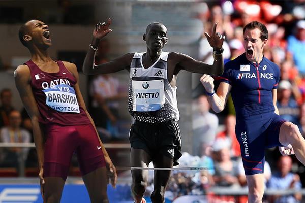 Круг претендентов на звание лучшего атлета года сужается до трех номинантов. Джастин Гатлин и Богдан Бондаренко вне списка