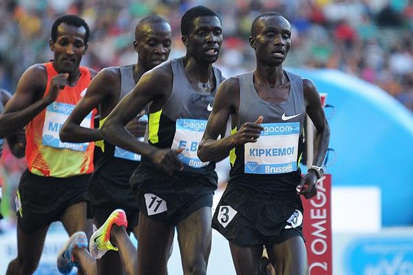 Kenyan distance runner Kenneth Kipkemoi (Getty Images)
