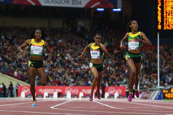Three is the magic number on third day of athletics at Commonwealth Games