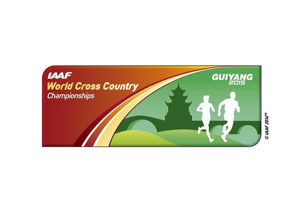 IAAF World Cross Country Championships, Guiyang 2015 logo (IAAF)