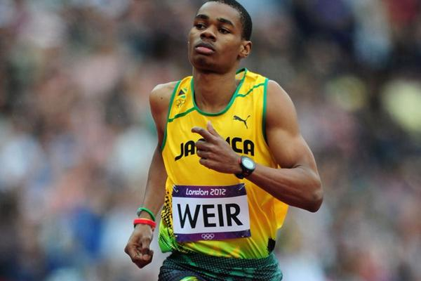 Athlete profile for Warren Weir | iaaf.org Famous Jamaican Athletes
