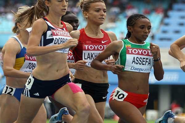 Meskerem Assefa (Getty Images)