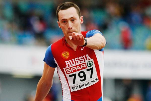 Russian triple jumper Danil Burkenya (Getty Images)