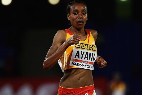 After breakout 2014, Almaz Ayana is ready to amaze in Beijing