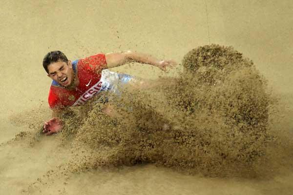 Aleksandr Menkov (Getty Images)