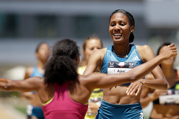 Ajee Wilson USATF Outdoors ()