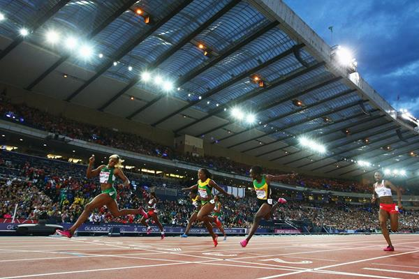 Okagbare breaks Games record en route to Commonwealth 100m title