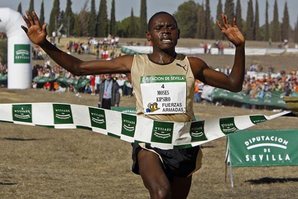 Big win for Moses Kipsiro in Seville (Juan Rodelas Diaz)