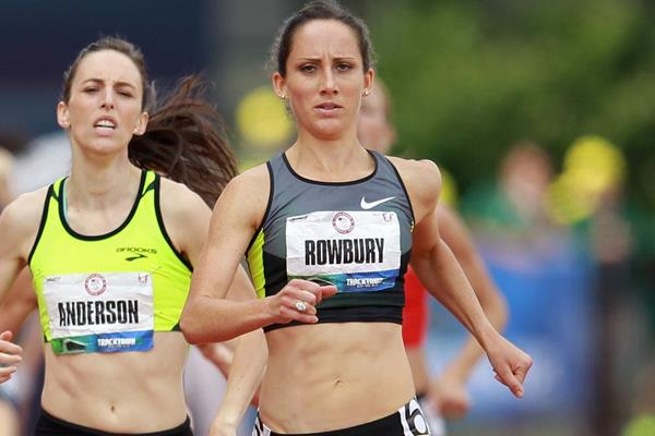 US distance runner Shannon Rowbury (Getty Images)