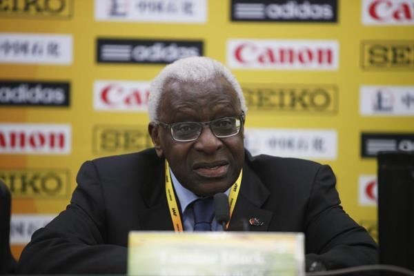 """President Diack: """"Guiyang is a truly significant moment for cross country"""""""