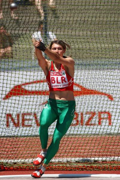 Miankova's hammer pounds out new 77.32m world lead in ...