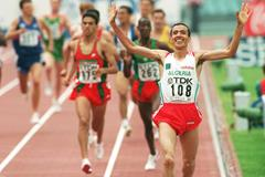 Noureddine Morceli (Getty Images)