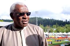 Lamine Diack on IAAF Inside Athletics (IAAF)