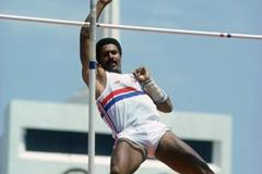 Daley Thompson at the 1984 Olympic Games ()