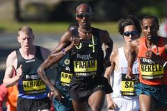 British distance runner Mo Farah (Getty Images)