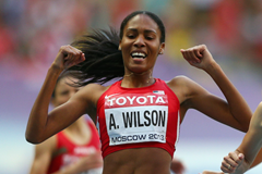 Ajee Wilson ()
