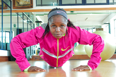 Magaret Wangari SPIKES ()