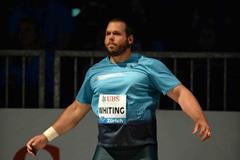 Ryan Whiting at the 2013 IAAF Diamond League meeting in Zurich  (Jiro Mochizuki)