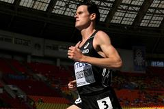 Distance runner Zane Robertson of New Zealand (Getty Images)