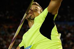 Antti Ruuskanen in action at the IAAF Diamond League meeting in Brussels (Getty Images)