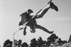 Soviet high jumper Valeriy Brumel (Getty Images)