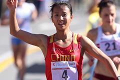 Liu Hong wins at the Lugano Trophy (Giancarlo Colombo)