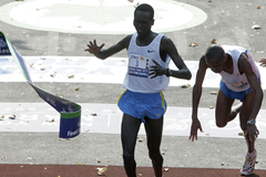Paul Tergat New York City Marathon ()
