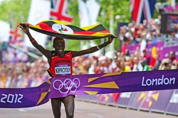 Stephen Kiprotich (Getty Images)