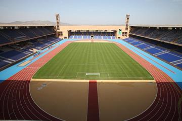 The Grand Stade de Marrakech, venue of the 2014 IAAF Continental Cup (Organisers)