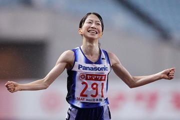 Mika Yoshikawa of Japan (Getty Images)