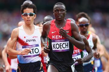 Isiah Kiplangat Koech (Getty Images)
