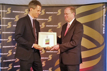 Copenhagen 2014 win the Sport Tourism Digital Marketing Award (Copenhagen 2014)