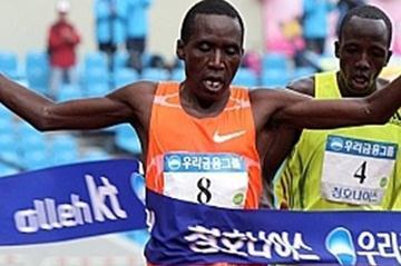 Francis Kibiwott edges David Mandago Kipkorir in Seoul (organisers)