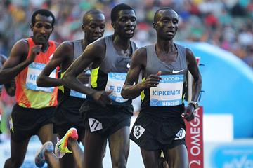 Kenyan distance runner Kenneth Kipkemoi (Getty Images)