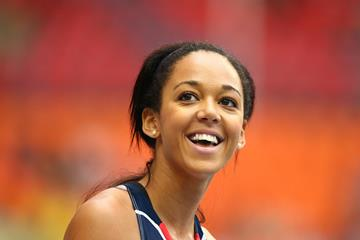 British heptathlete Katarina Johnson-Thompson (Getty Images)