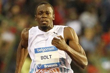 Bolt runs to fastest 100m of 2011 (Gladys Chai van der Laage)