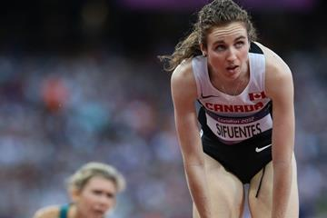 Canadian middle-distance runner Nicole Sifuentes (Getty Images)