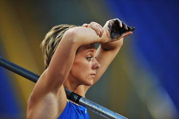 Russian pole vaulter Yuliya Golubchikova (Getty Images)