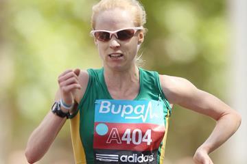 British distance runner Gemma Steel (Getty Images)