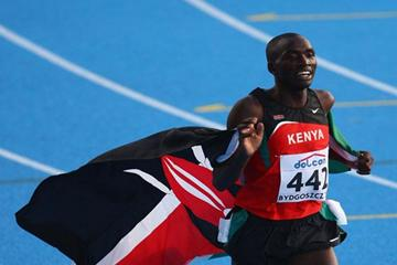 Josphat Bett Kipkoech (Getty Images)