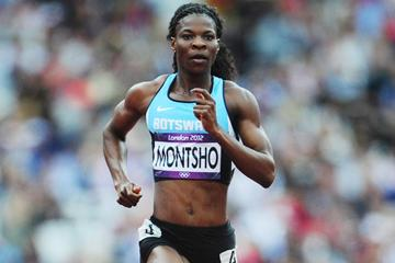 Amantle Montsho (Getty Images)