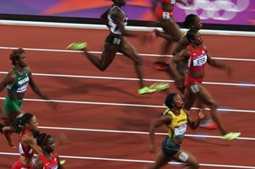 London 2012 - Event Report - Women's 100m Final | iaaf.org