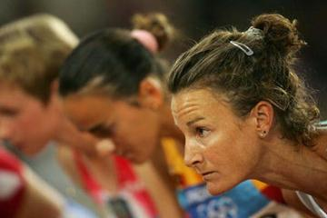 Sonia O'Sullivan of Ireland in the women's 5000m (Getty Images)