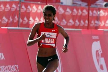 Ejegayehu Dibaba (Getty Images)