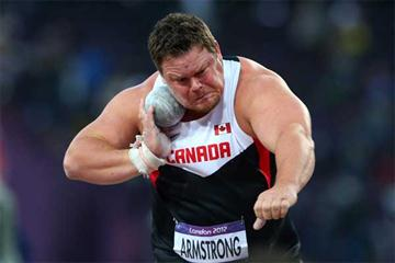 Dylan Armstrong Competitor Image (Getty Images)