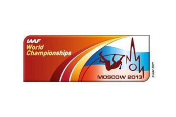 IAAF World Championships Moscow 2013 logo (IAAF)